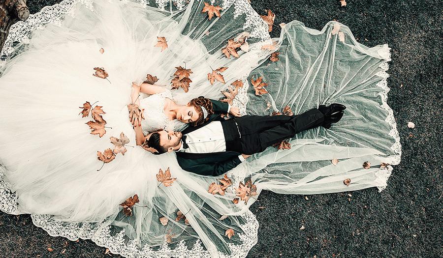 őszi esküvői fotókedvezmény